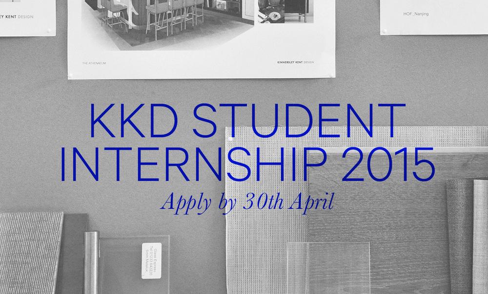 Summer 2015 Internship Applications Now Open