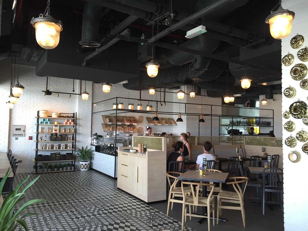 Tawa bakery u2014 kinnersley kent design