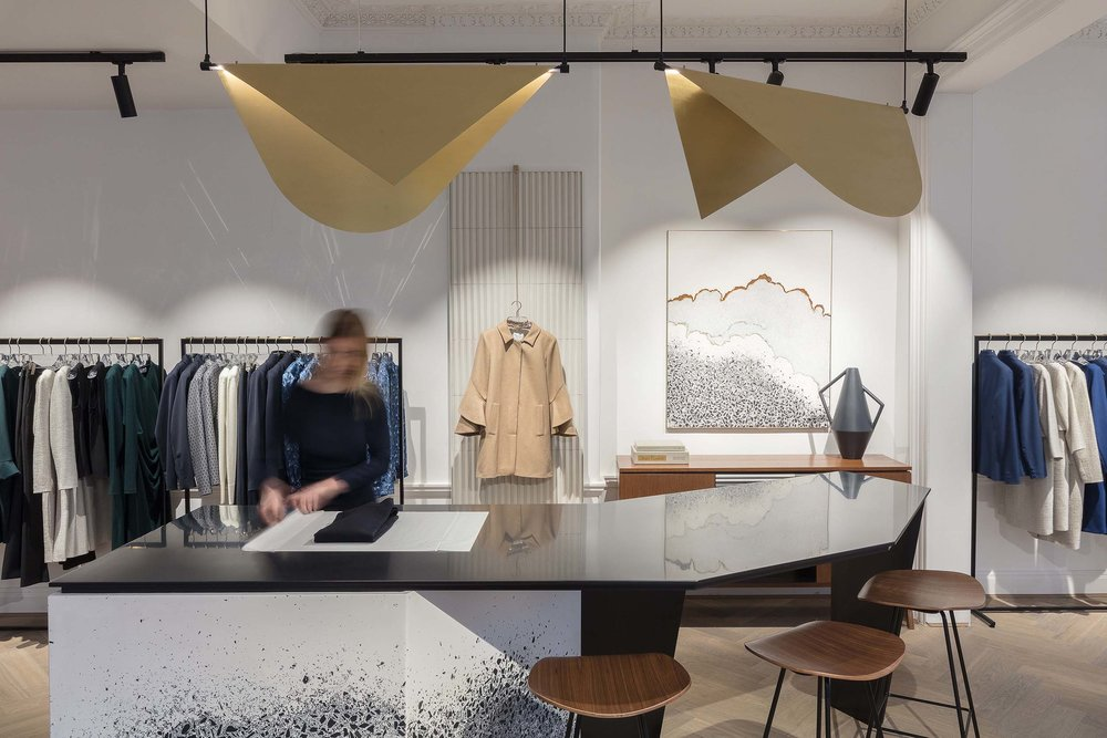 retail design The Fold - KKD