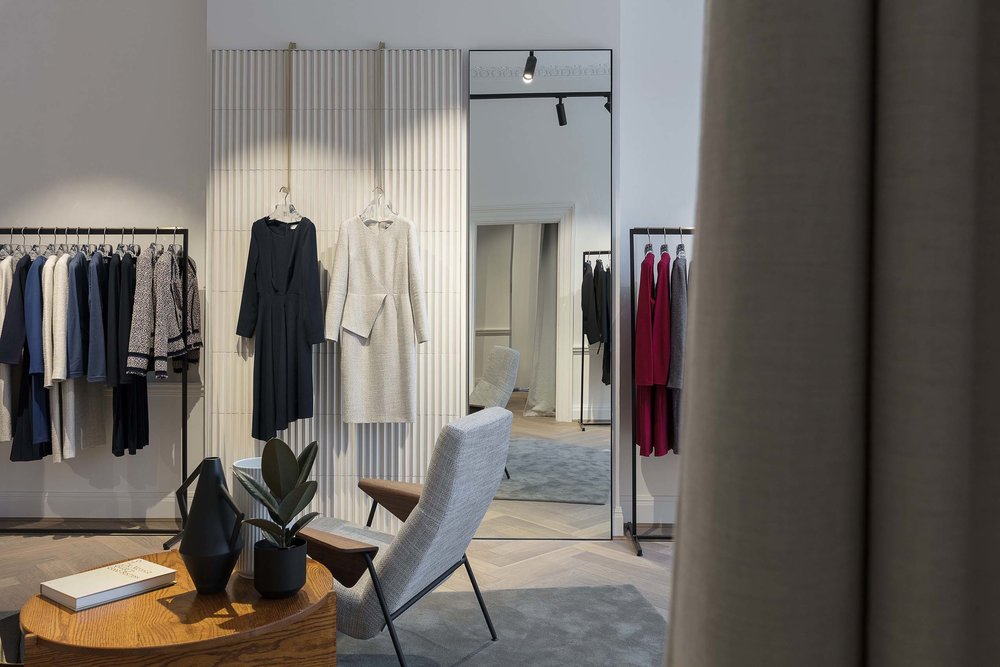 womenswear retail The Fold - KKD