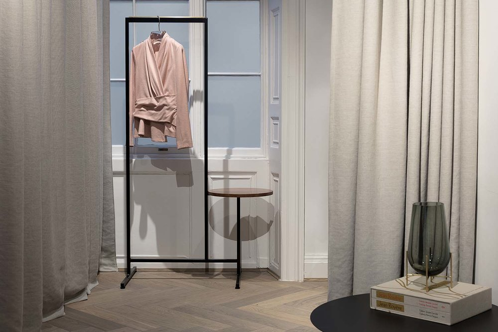 luxury fitting room The Fold - KKD