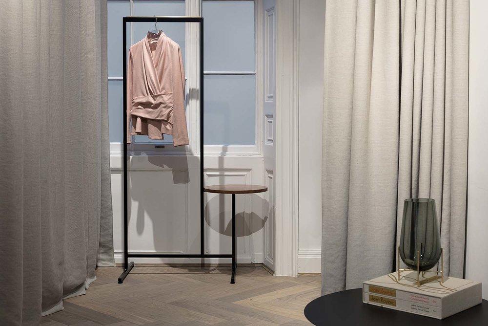 luxury fitting room The Fold - KKD