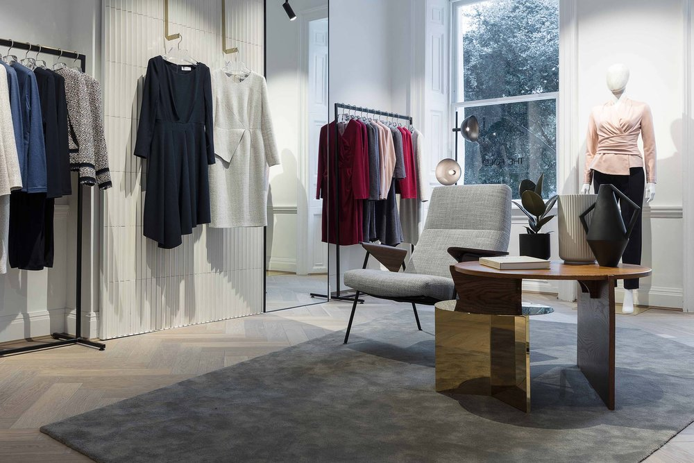 flexible retail design The Fold - KKD