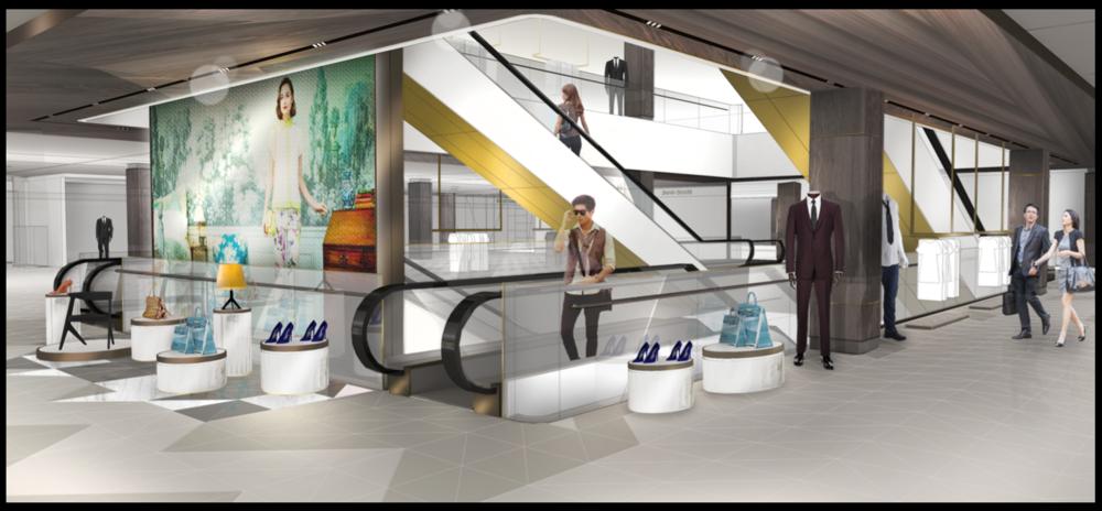 Department Store Design
