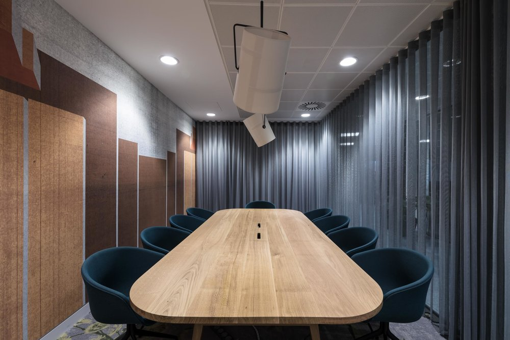 Central Working Reading Co-working Boardroom