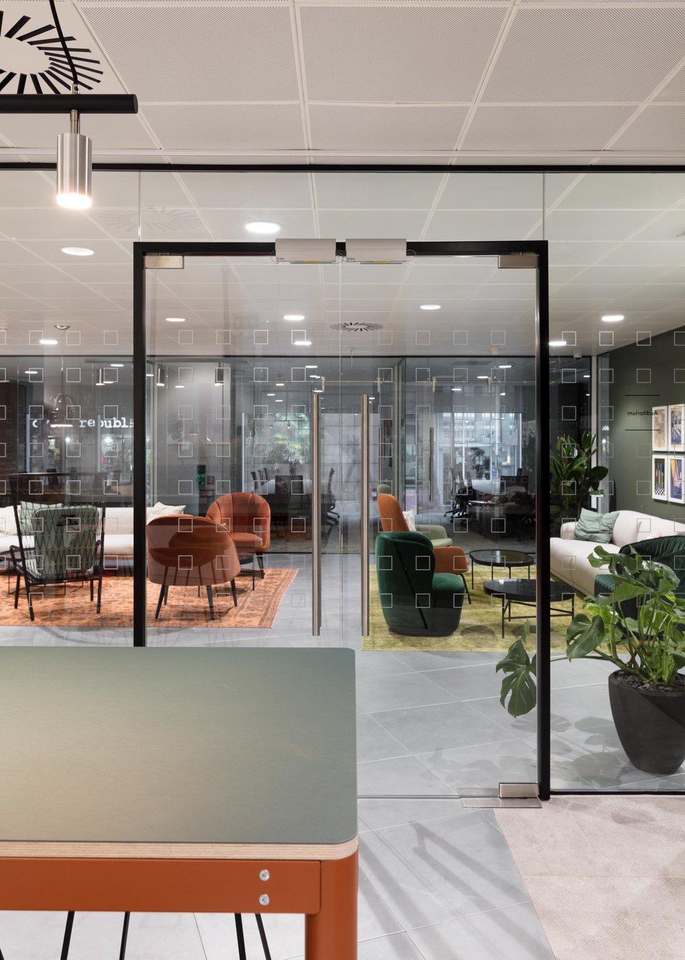 Central Working Kinnersley Kent Design Lounge