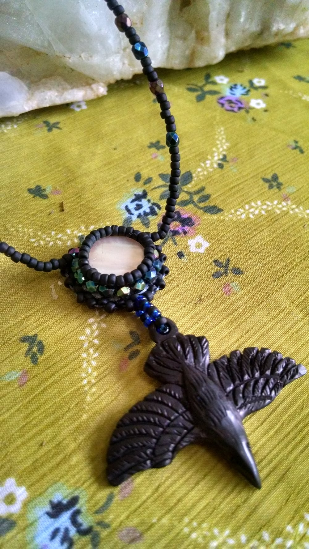 Crow's Flight Necklace
