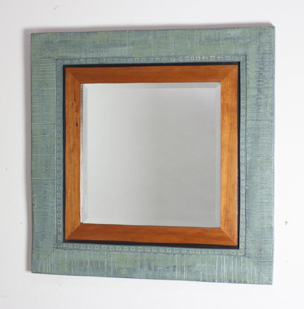 Square Mirror #4