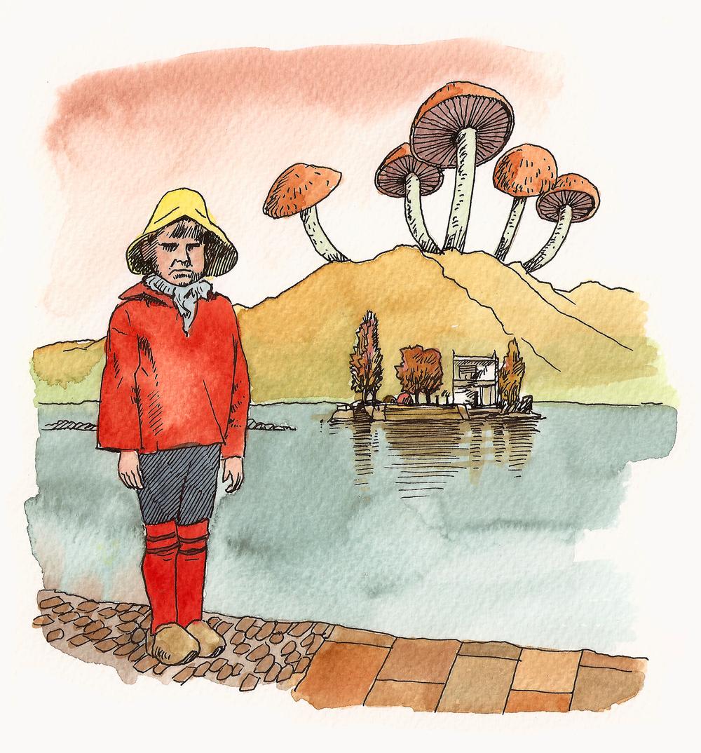 'Mushroom Melancholy'