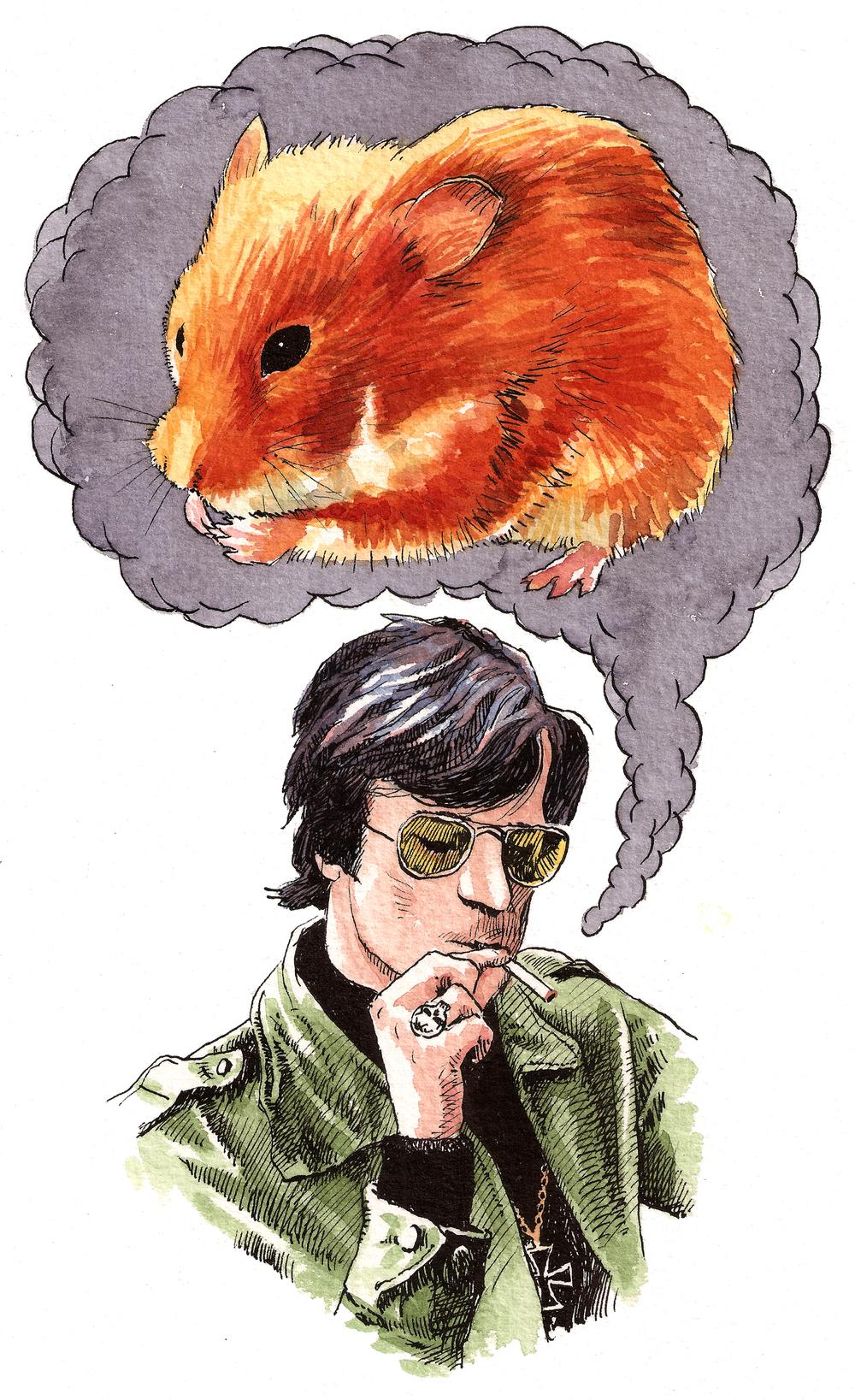 'The Smoker'