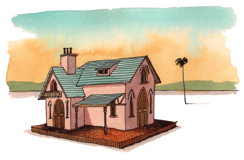 'Desert House'