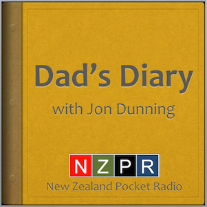New Zealang Pocket Radio: Dad's Diary