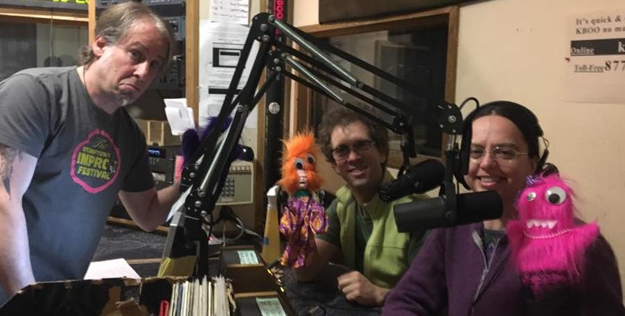 Puppet Radio Theater