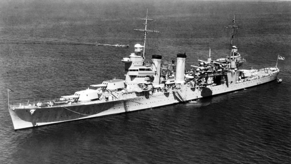 USS Astoria (CL-90)