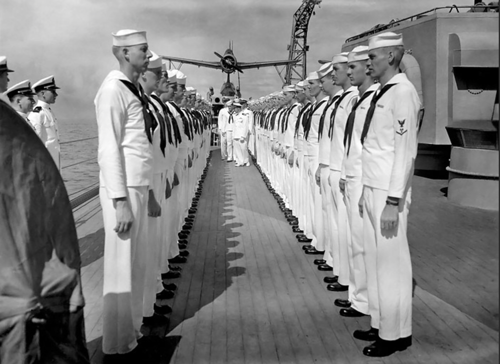 Crew of USS Astoria