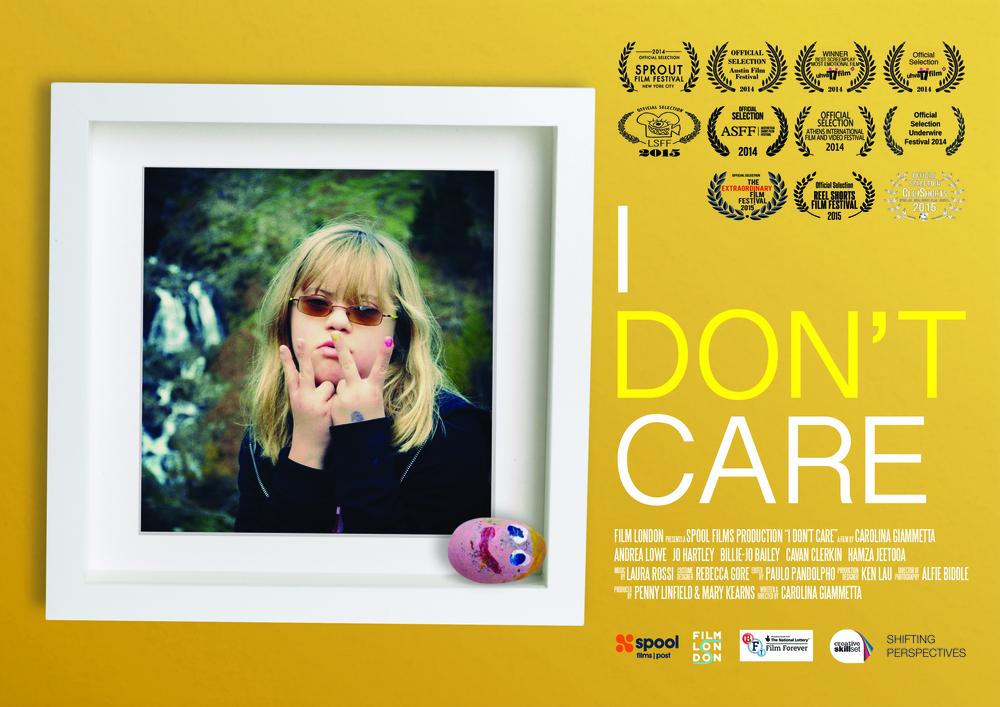 idontcare_poster