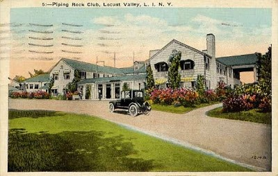 Piping Rock Club Main Entrance