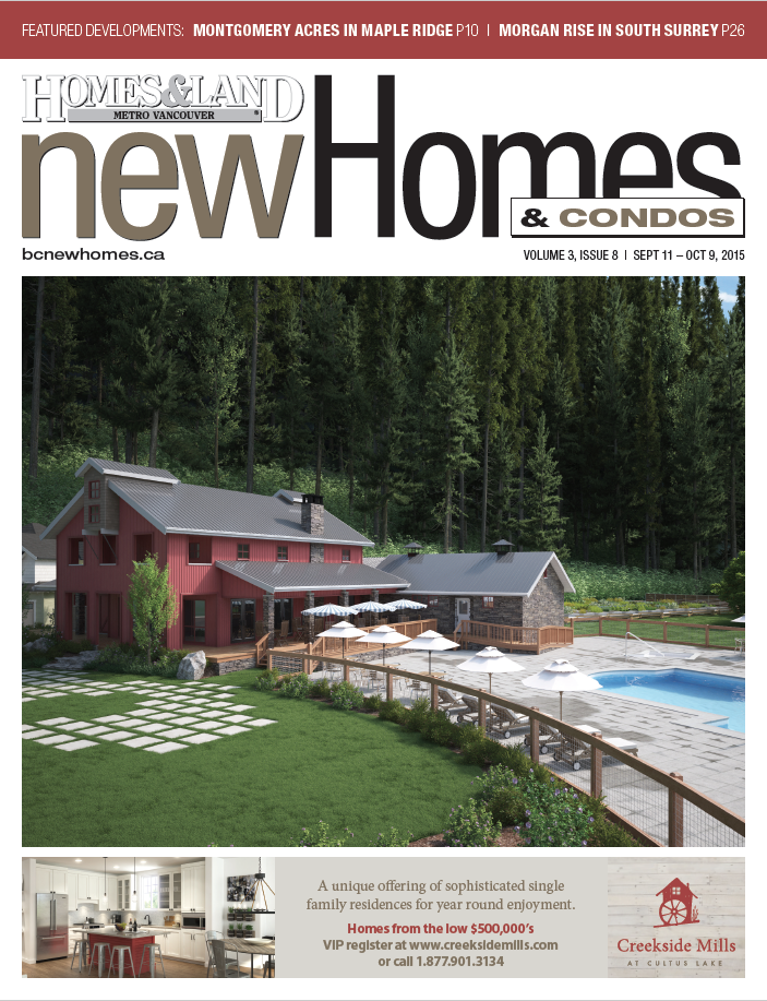 Home & Land New Homes Article