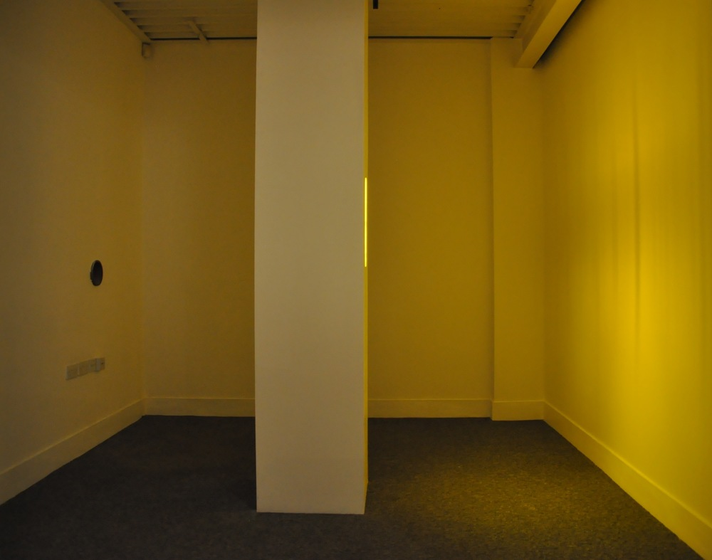 1. Yellow Chamber 3 (Installation View), 2011-4.JPG