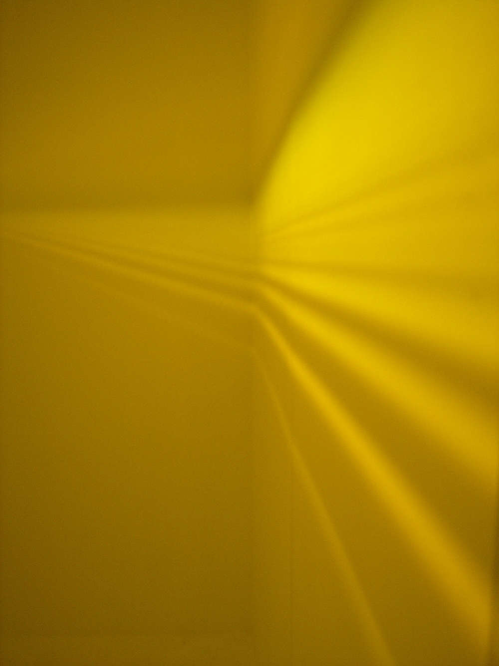 4. Yellow Chamber 1 (External View), Mixed Media Installation, 2007.jpg