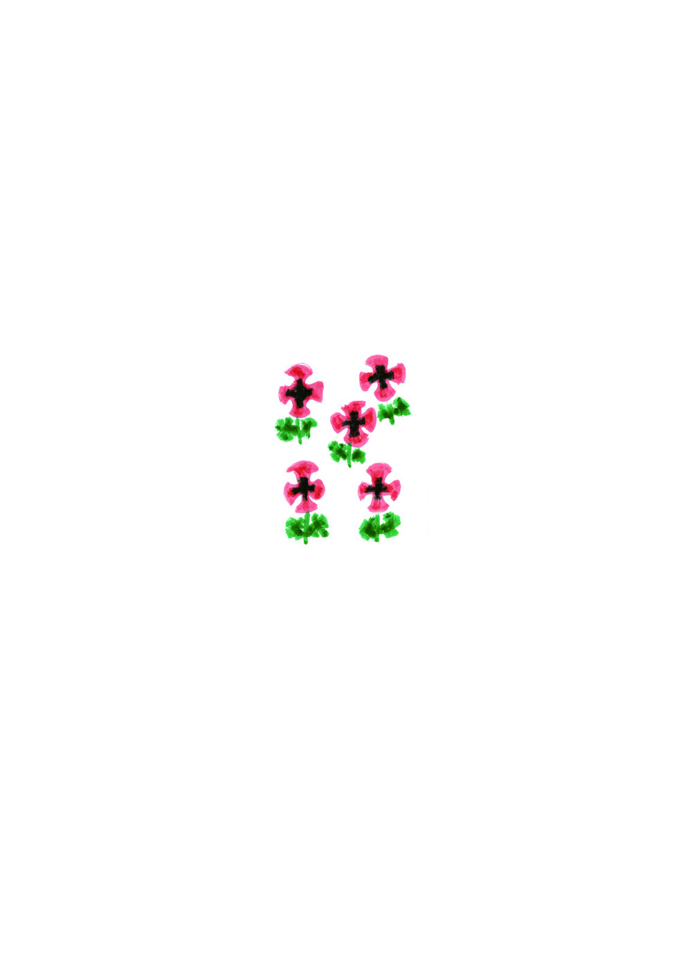 花/Flowers (Illustrated title) #02