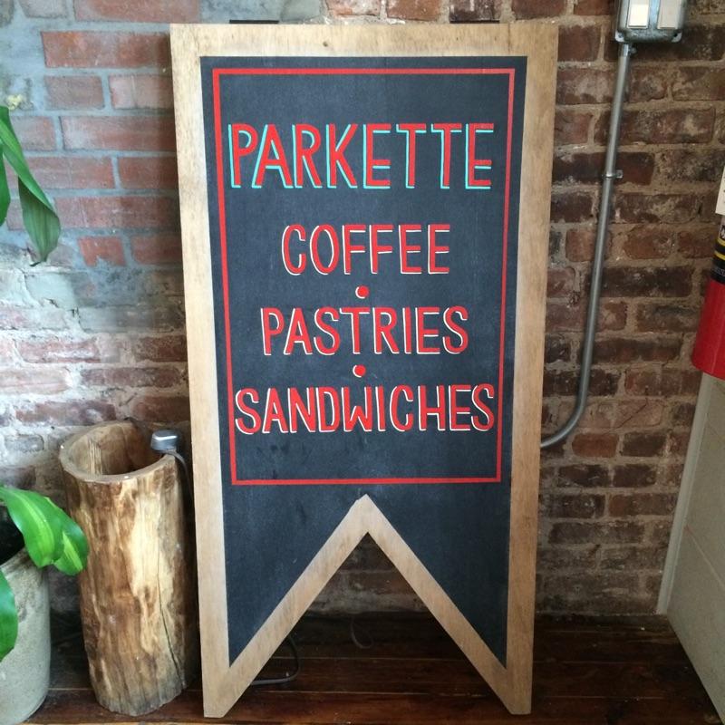Parkette  Brooklyn, NY