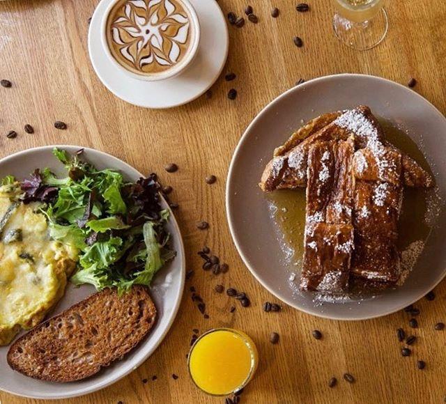 Sweet, savory, beautiful... . #photogenicfloor #nutella #coffeemap #photooftheday #instagram . #friday #bakerylevure #world #foodblogger #foodstagram #instagood #subtlefoodie #eatingfortheinsta #hungry #bakery #pastries #thewoodlandstx #instagram