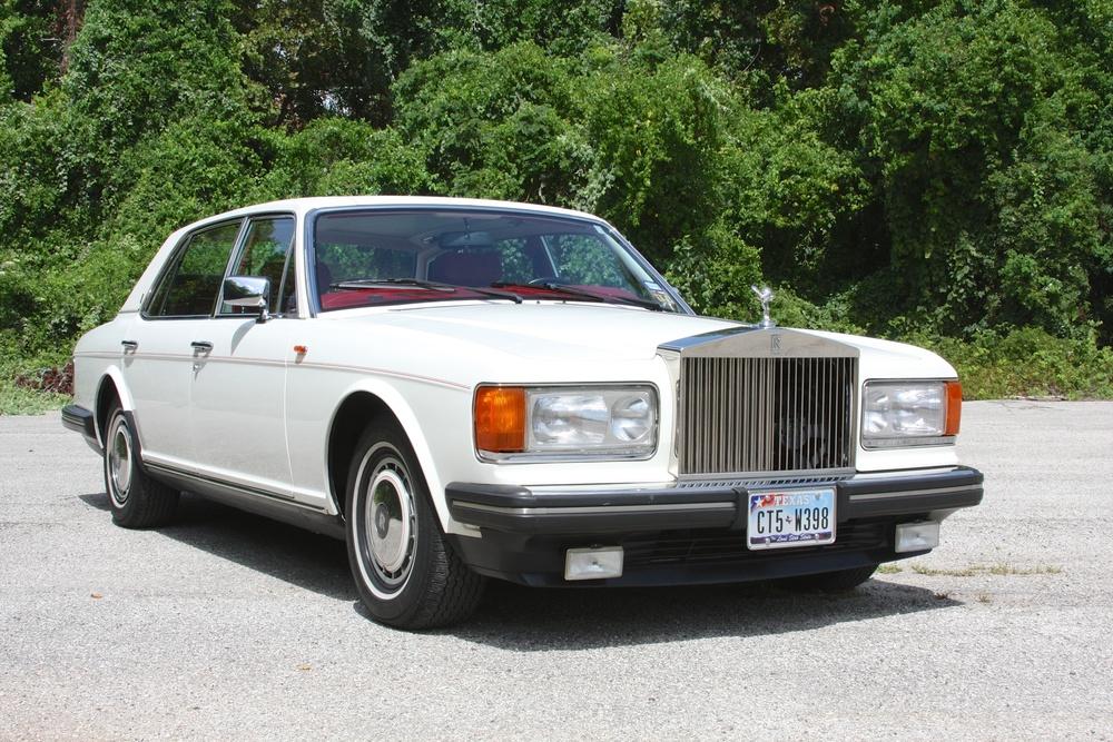 1991 Rolls-Royce Silver Spur II (MCX34449) - 02.jpg