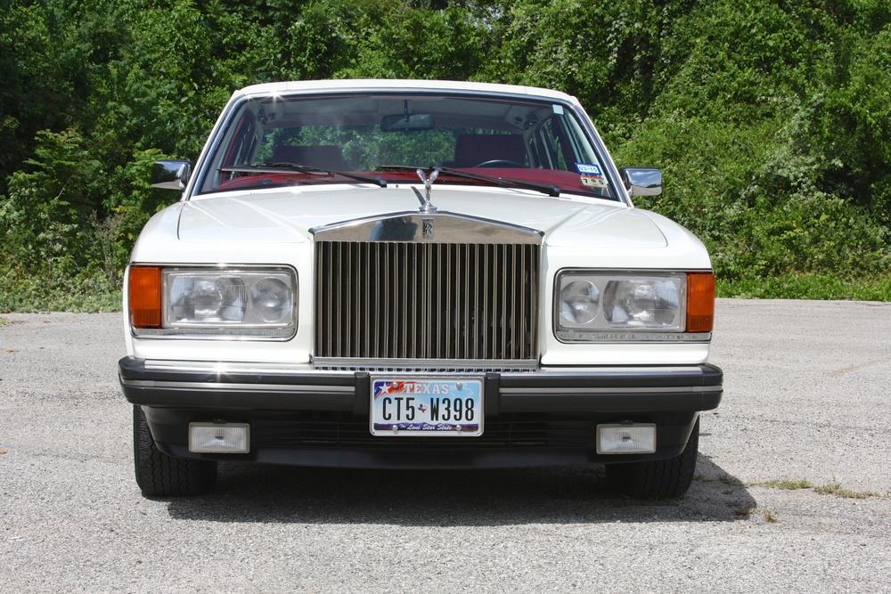 1991 Rolls-Royce Silver Spur II (MCX34449) - 03.jpg