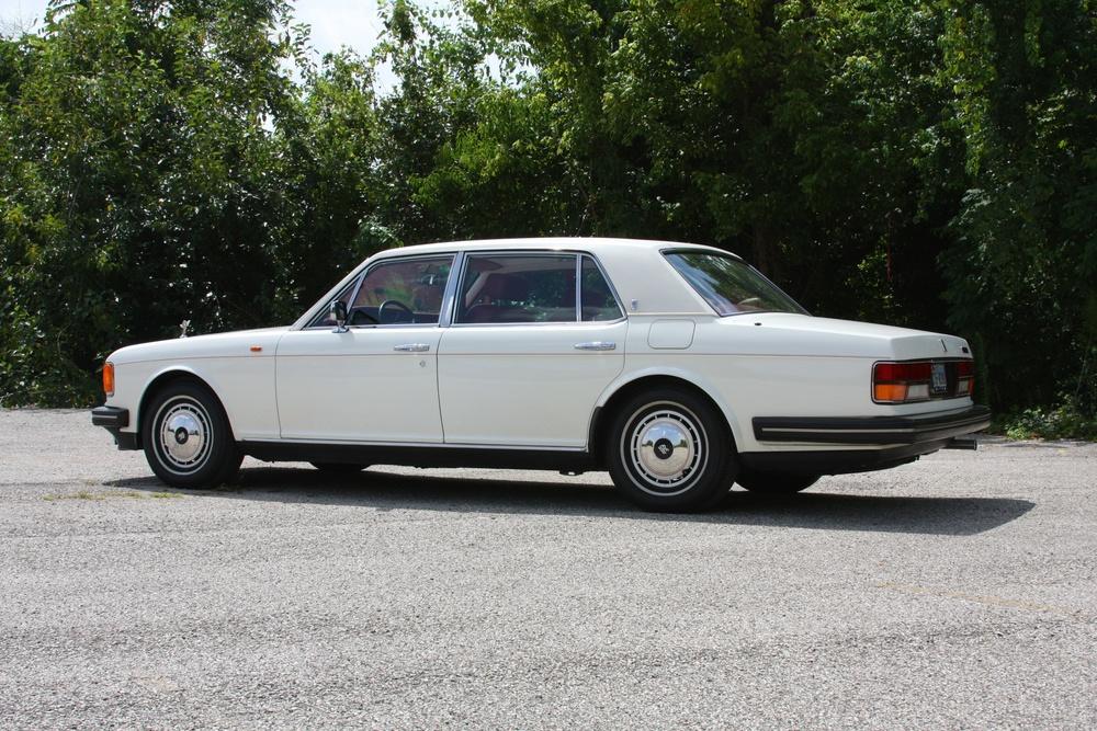 1991 Rolls-Royce Silver Spur II (MCX34449) - 07.jpg