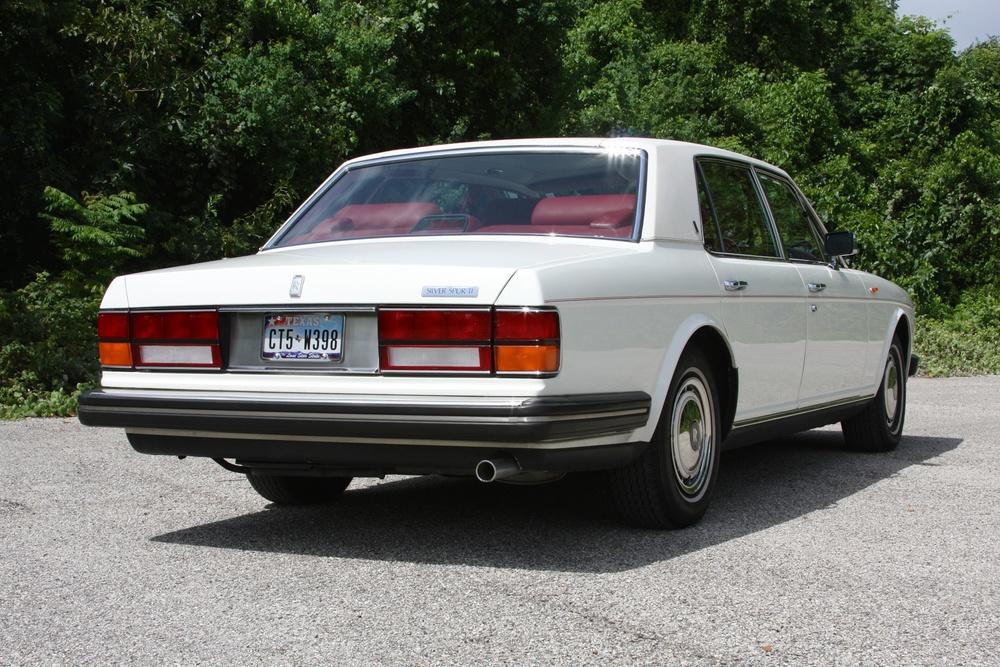 1991 Rolls-Royce Silver Spur II (MCX34449) - 10.jpg