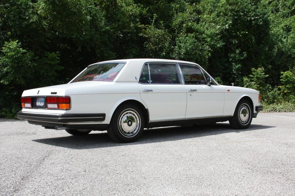 1991 Rolls-Royce Silver Spur II (MCX34449) - 11.jpg