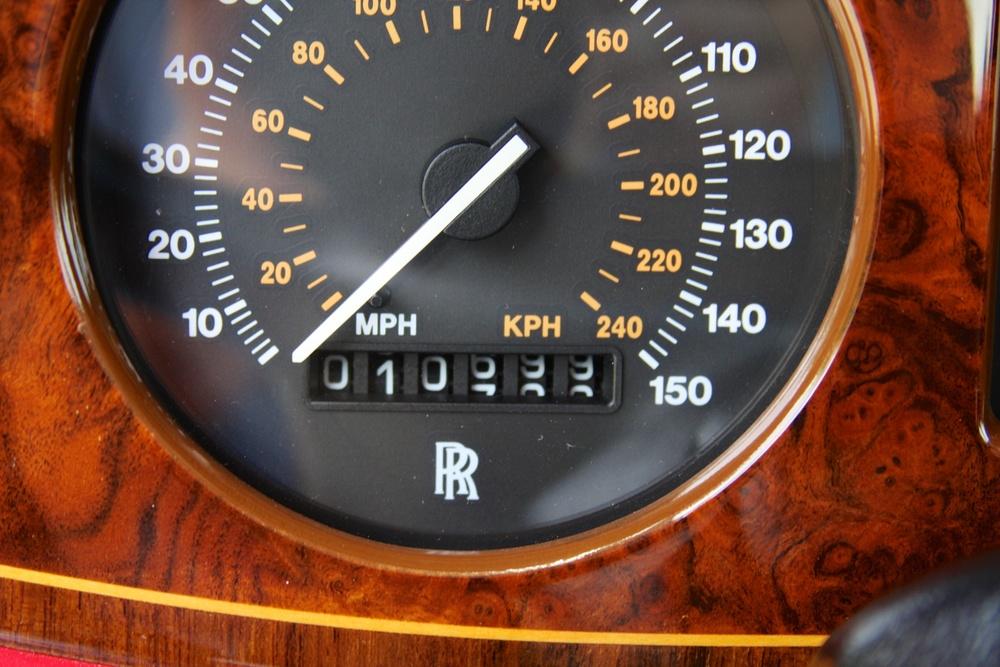 1991 Rolls-Royce Silver Spur II (MCX34449) - 16.jpg
