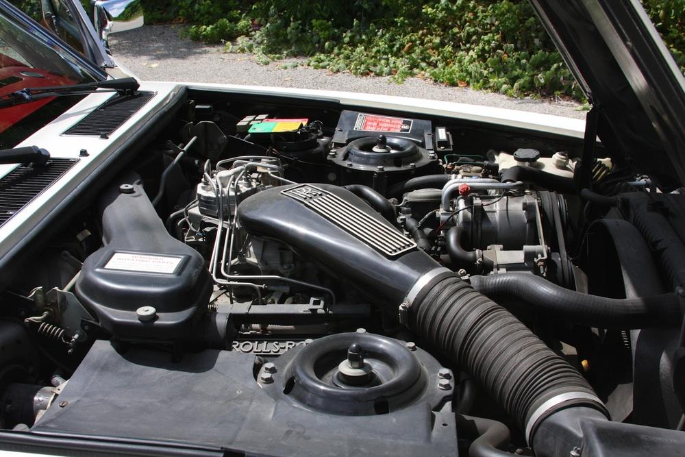1991 Rolls-Royce Silver Spur II (MCX34449) - 36.jpg