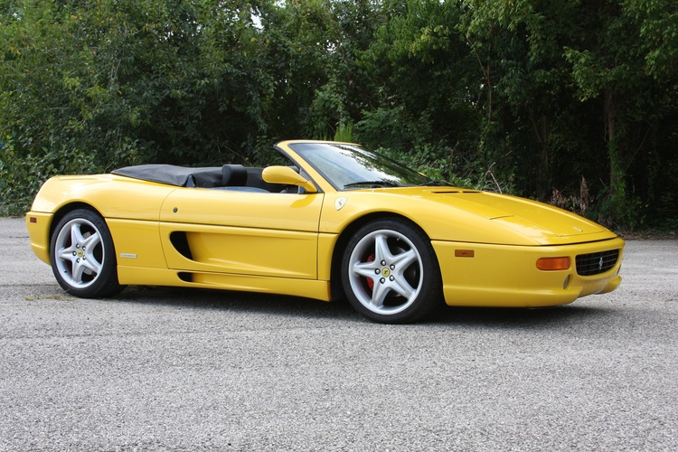 1999 Ferrari F355 Spider F1 — M. Brandon Motorcars