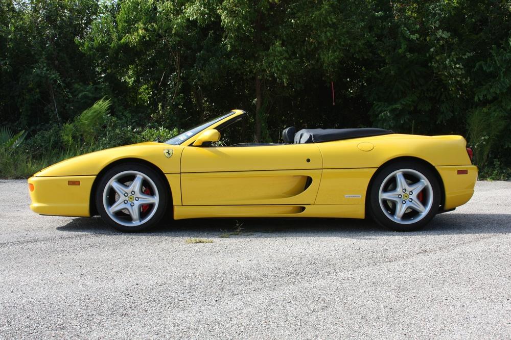 1999 Ferrari 355 F1 Spider (X0115075) - 06.jpg