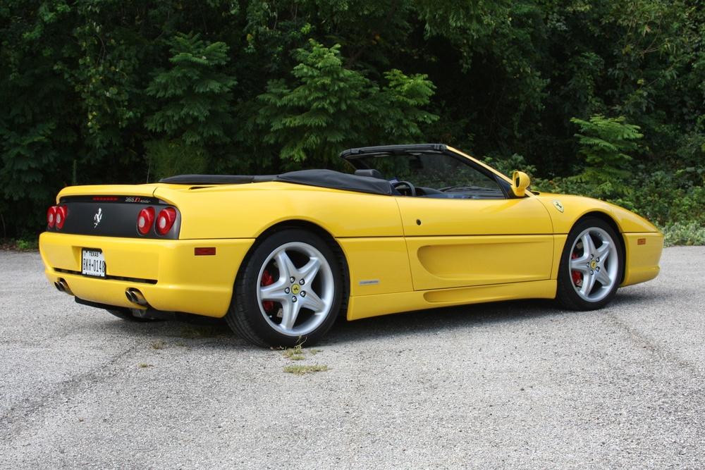 1999 Ferrari 355 F1 Spider (X0115075) - 10.jpg