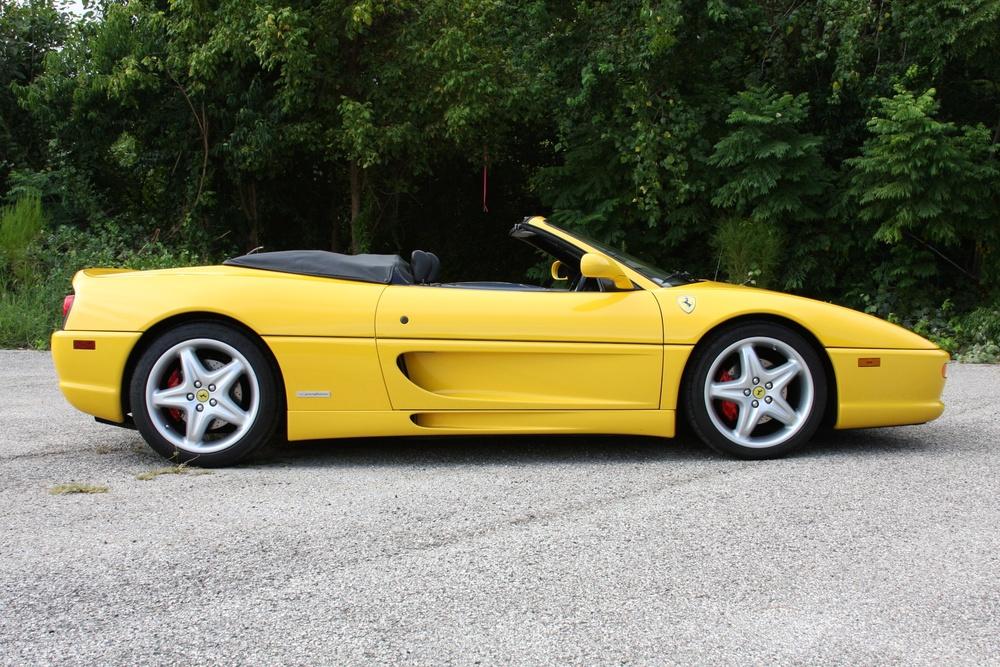 1999 Ferrari 355 F1 Spider (X0115075) - 11.jpg
