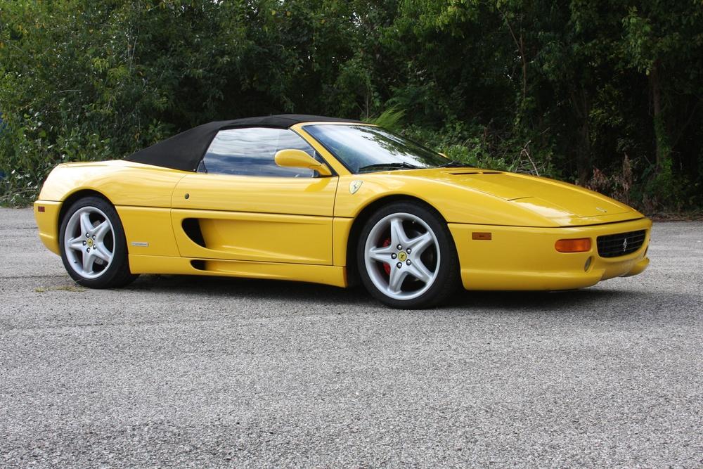 1999 Ferrari 355 F1 Spider (X0115075) - 12.jpg
