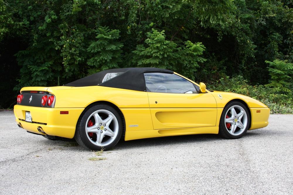1999 Ferrari 355 F1 Spider (X0115075) - 21.jpg