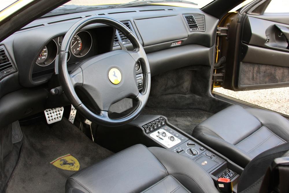 1999 Ferrari 355 F1 Spider (X0115075) - 25.jpg