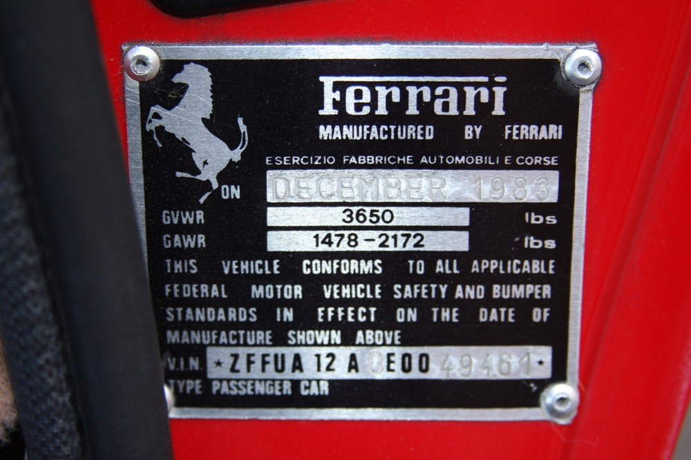 1984 Ferrari 308 GTB (49461) - 29 of 31.jpg