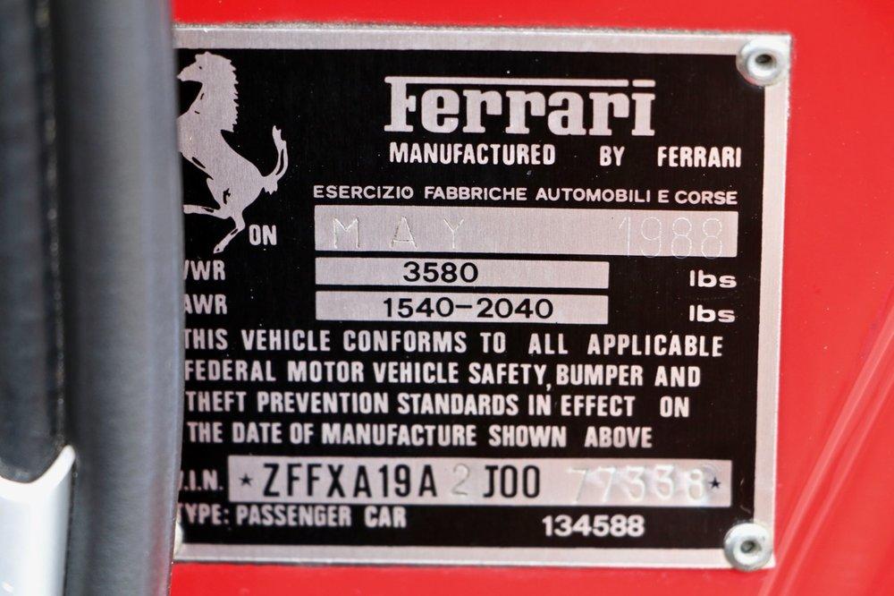 1988 Ferrari 328 GTB (77338) - 33.jpg