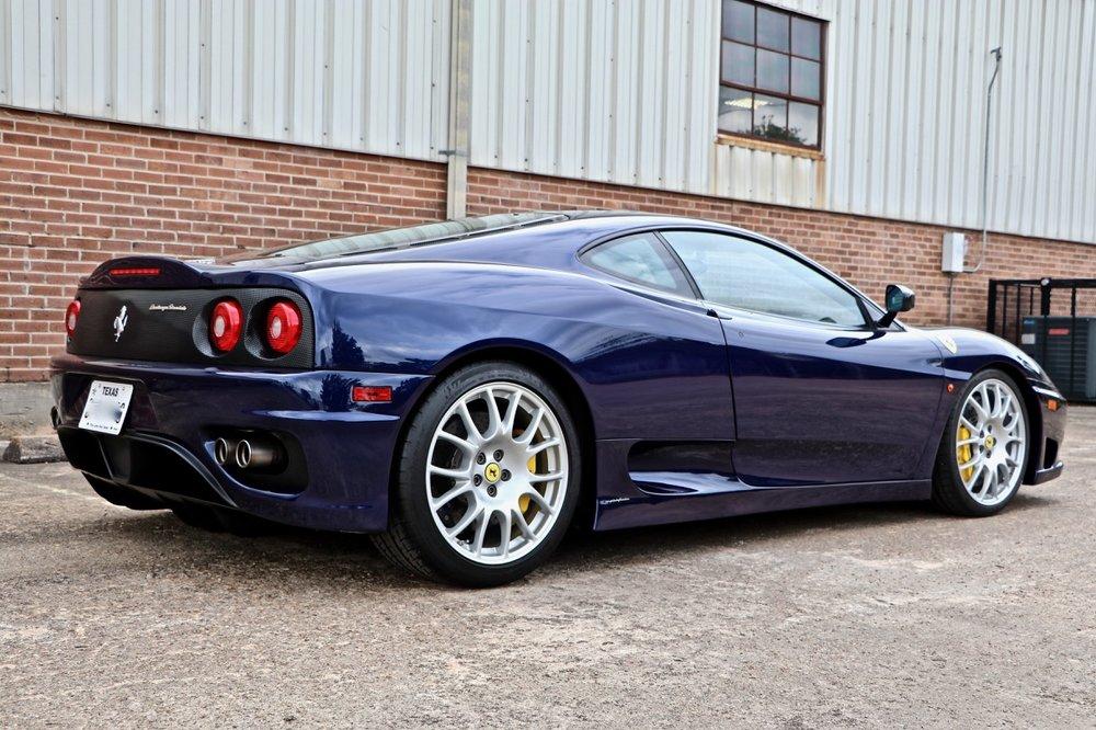 2004 Ferrari 360 Challenge Stradale (40138536) - 08.jpg