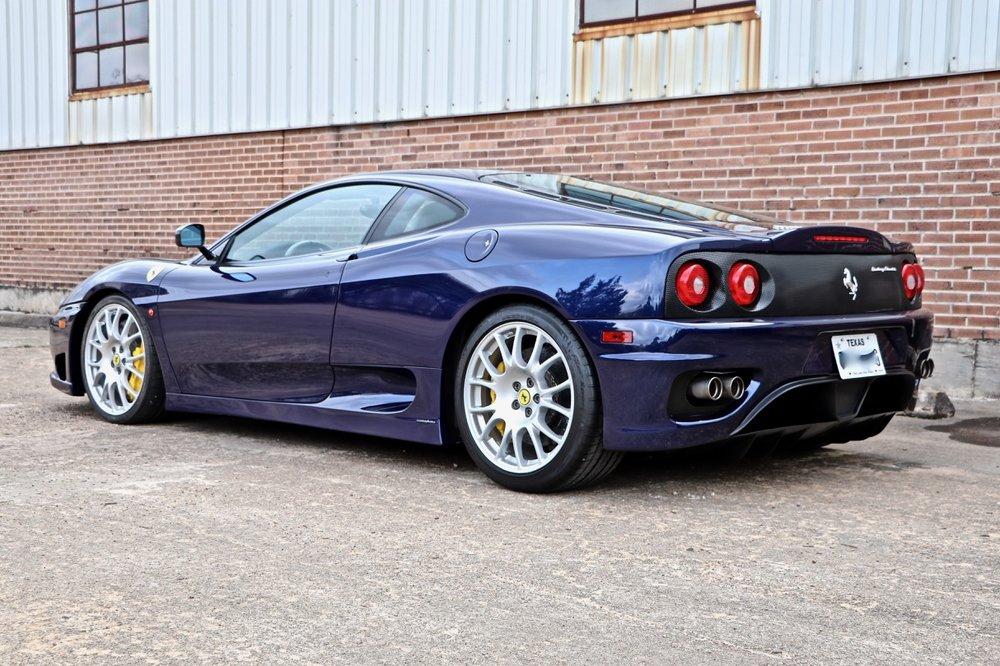 2004 Ferrari 360 Challenge Stradale (40138536) - 12.jpg