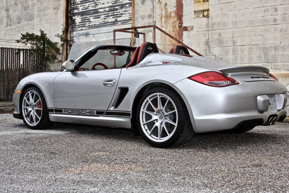 2011 Porsche Boxster Spyder (BS745448) - 03.jpg