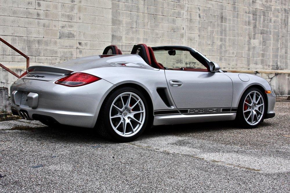 2011 Porsche Boxster Spyder (BS745448) - 05.jpg