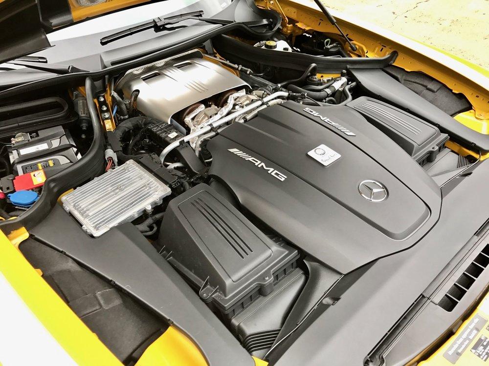 2016 Mercedes-Benz GT-S (GA007593) - 23.jpg