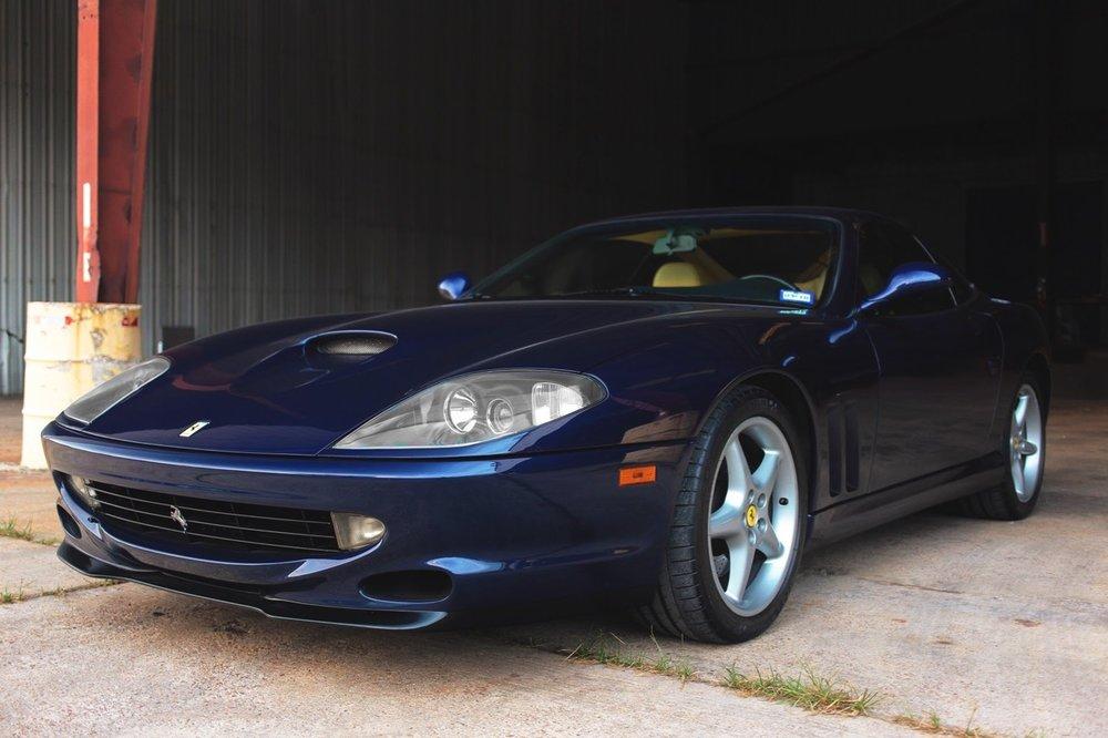 1998 Ferrari 550 Maranello (W0110055) - 01.jpg