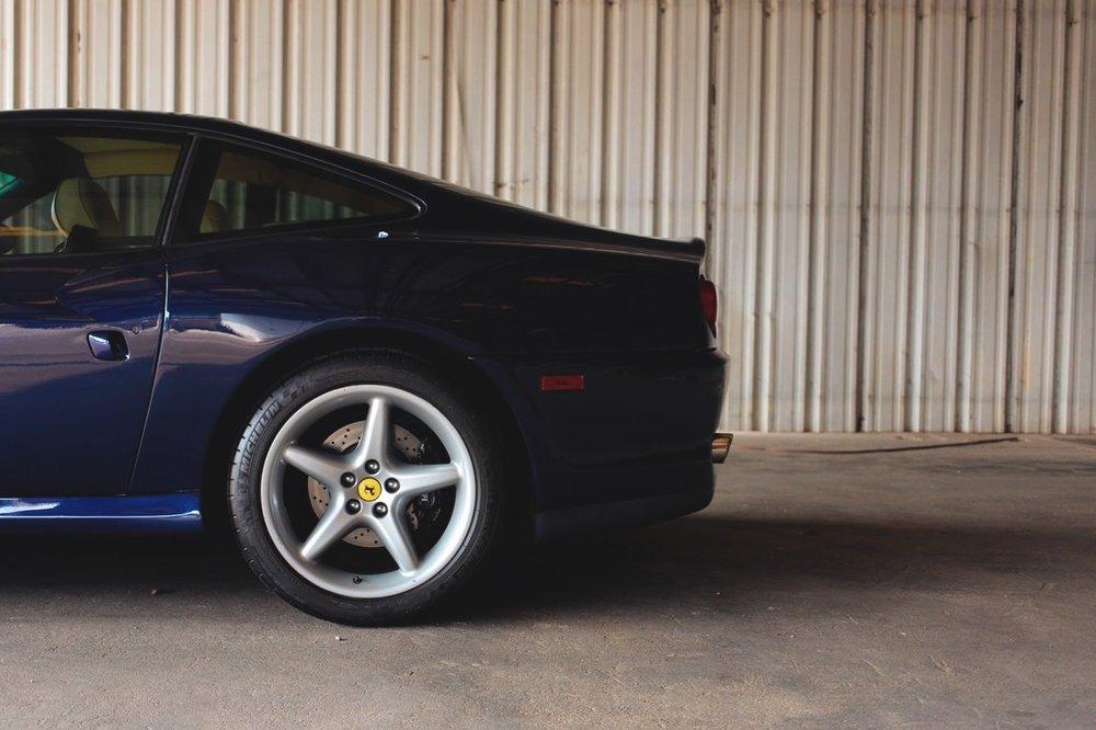 1998 Ferrari 550 Maranello (W0110055) - 10.jpg